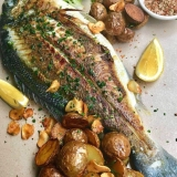 Grilled-seabass